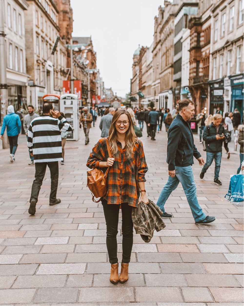 livvyland-blog-olivia-watson-princess-cruise-british-isles-glasgow-scotland-united-kingdon-what-to-wear-pack-itinerary-2