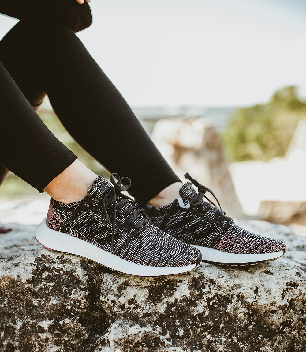 Loving The New Adidas Sneakers