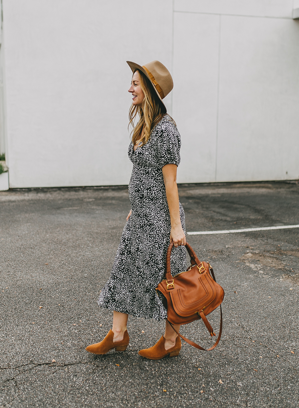 livvyland-blog-olivia-watson-free-peopl-looking-for-love-midi-dress-fedora-hat-outfit-chloe-medium-marcie-handbag-6