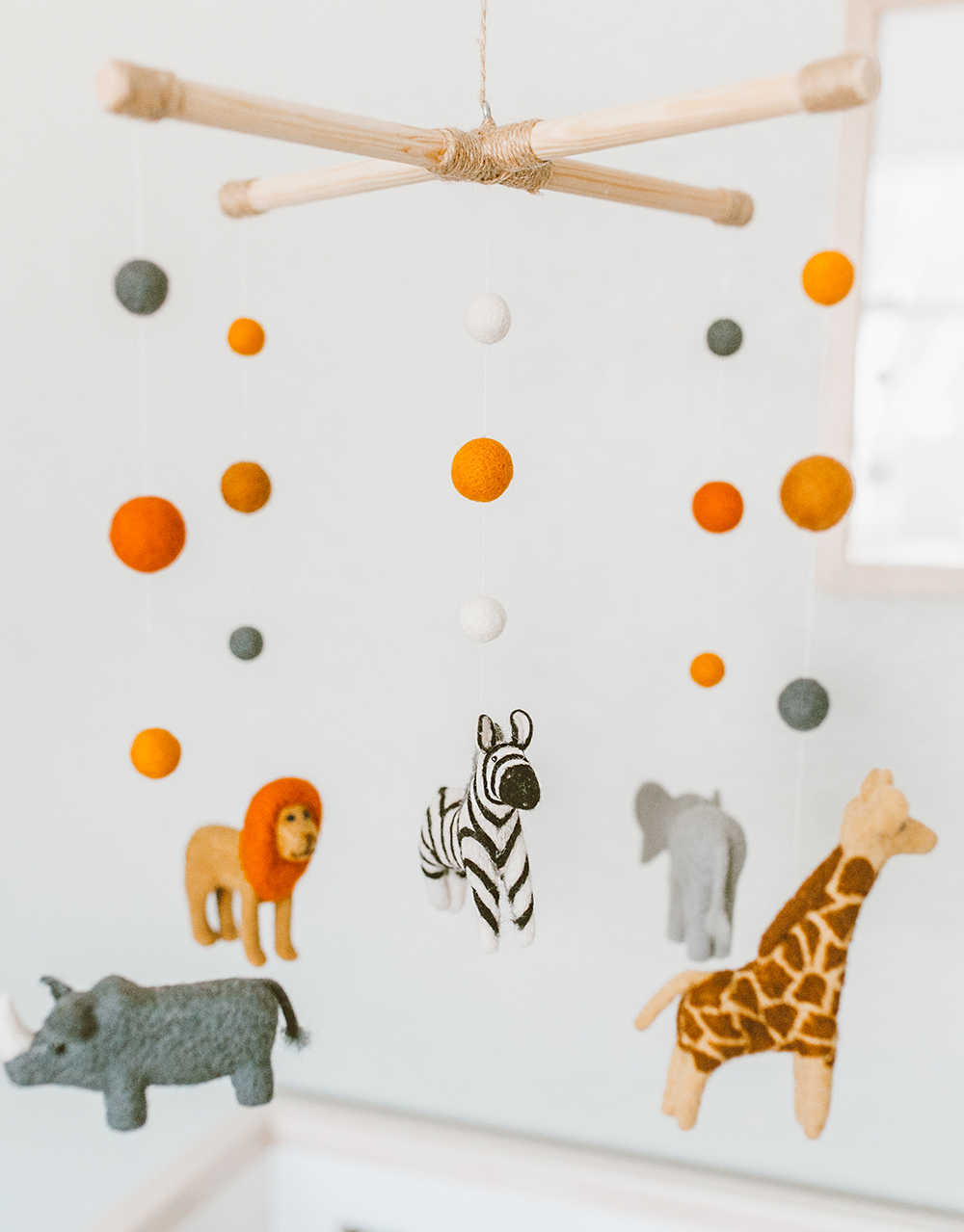 livvyland-blog-olivia-watson-baby-boy-gender-neutral-safari-nursery-theme-tour-reveal-earth-tones-animal-mobile-2
