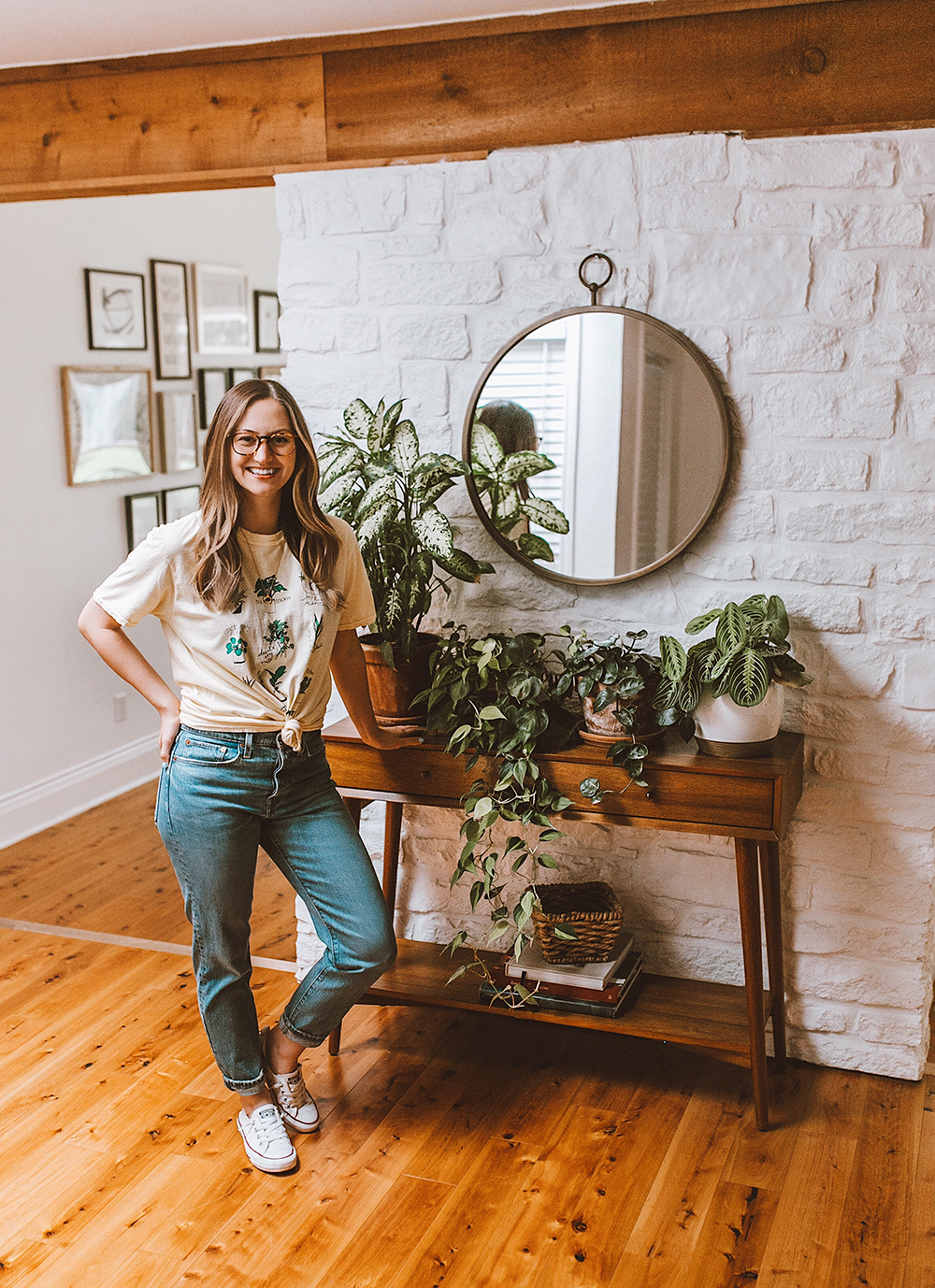 How I Care For My Houseplants