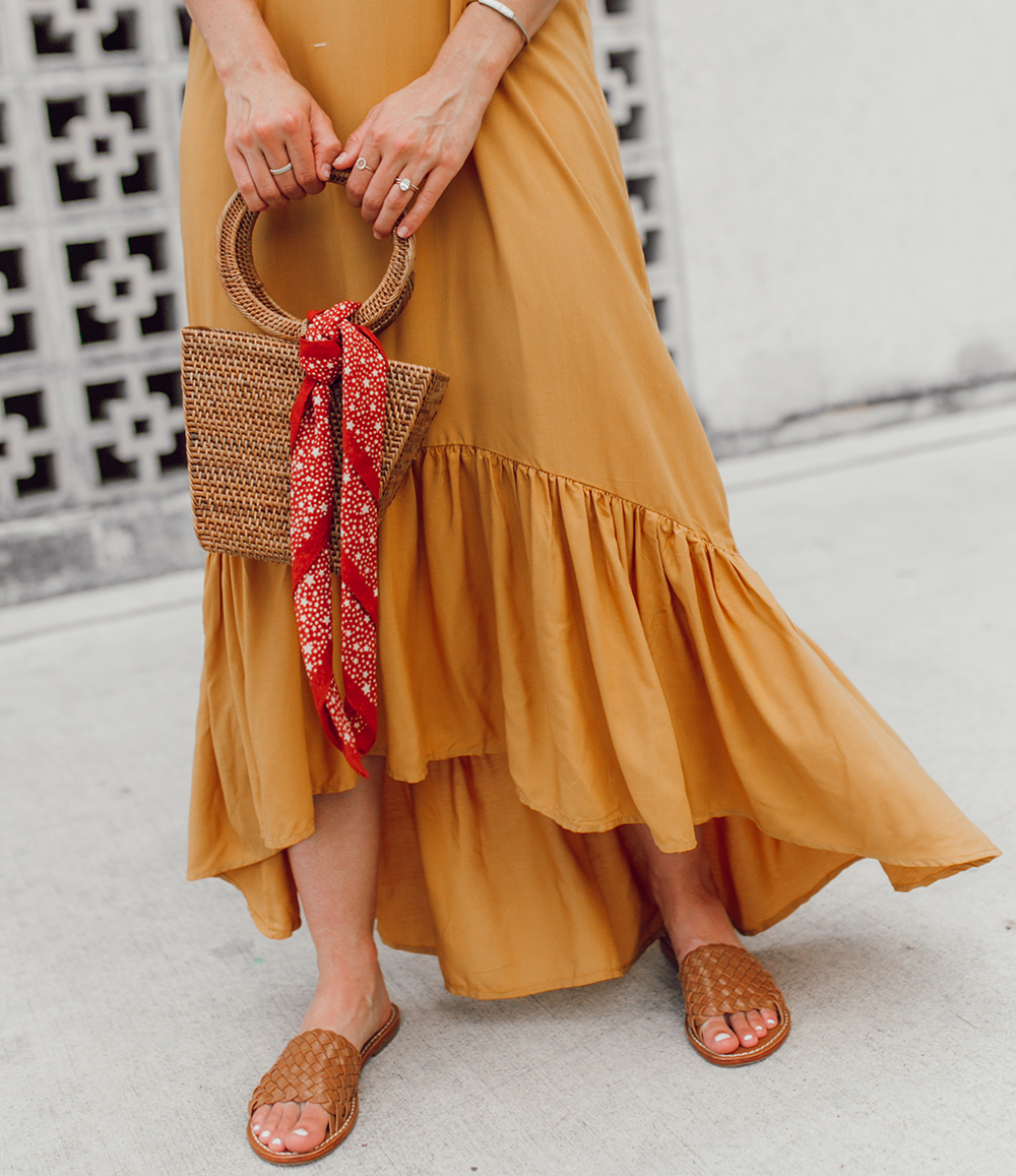 livvyland-blog-olivia-watson-mustard-canary-yellow-maxi-dress-love-sadie-summer-date-night-outfit-3