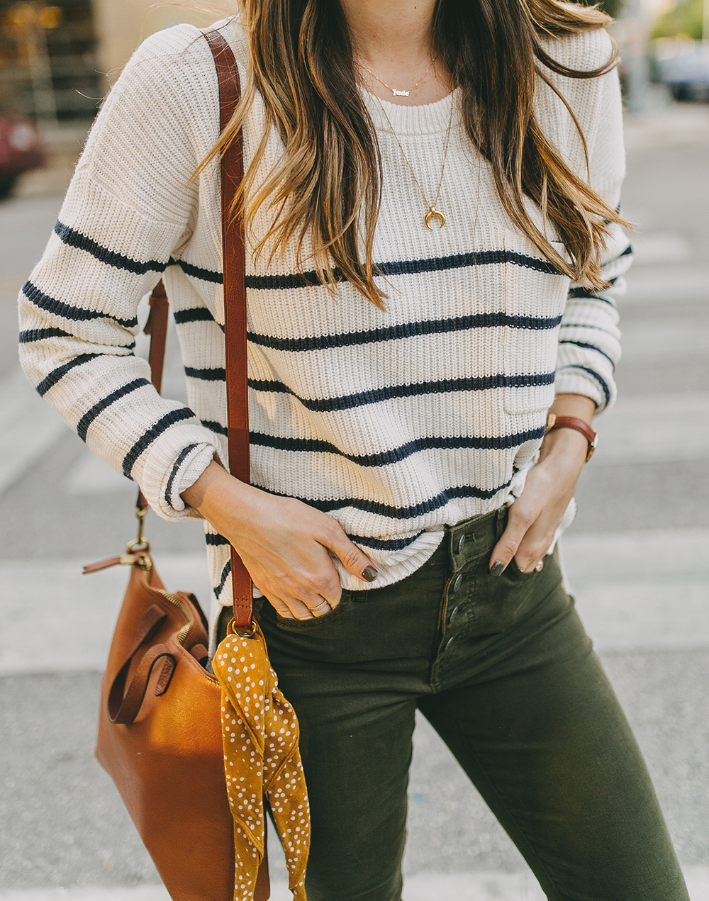 livvyland-blog-olivia-watson-austin-texas-fashion-lifestyle-blogger-madewell-olive-skinny-jeans-striped-sweater-trunk-club-review-5