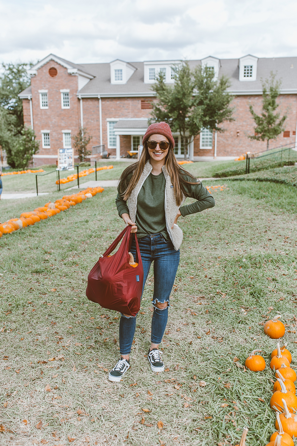livvyland-blog-olivia-watson-austin-texas-lifestyle-fashion-blogger-patagonia-los-gatos-vest-outfit-pumpkin-patch-5