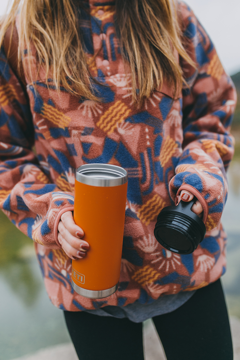 livvyland-blog-olivia-watson-austin-texas-barton-creek-greenbelt-hike-lost-creek-backcountry-patagonia-snap-fleece-pullover-yeti-19-oz-tumbler3