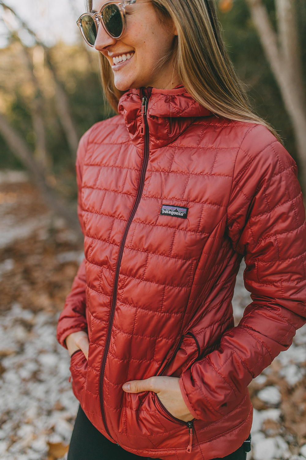 livvyland-blog-olivia-watson-austin-texas-hike-patagonia-nano-puff-hooded-insulated-jacket-2