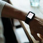 Apple Watch Mockup on Wrist