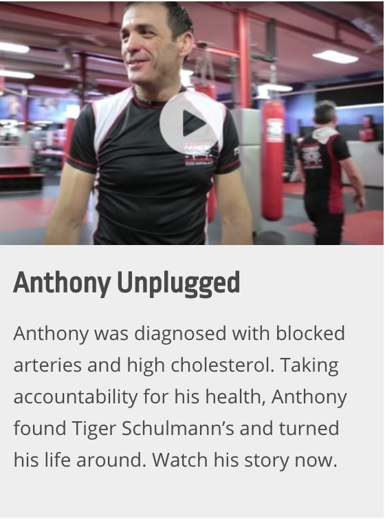 Anthony Unplugged