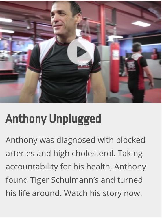 Anthony Unplugged