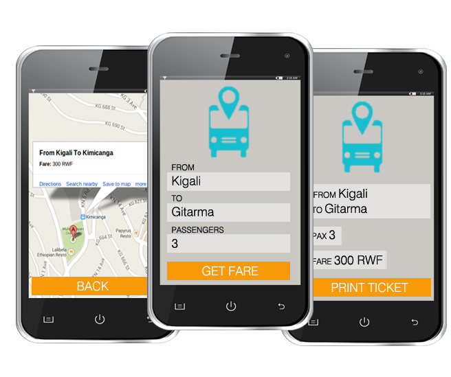 Mobile App For Delivery