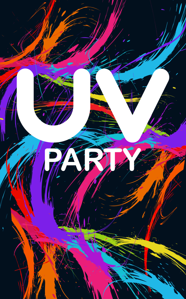 uv party - Skin Wars - Best painted