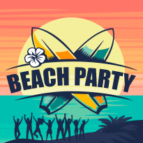 Beach-events