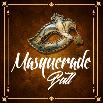 Masqueradeball-event