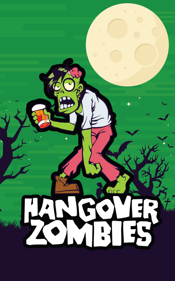 Hangover Zombies Party!