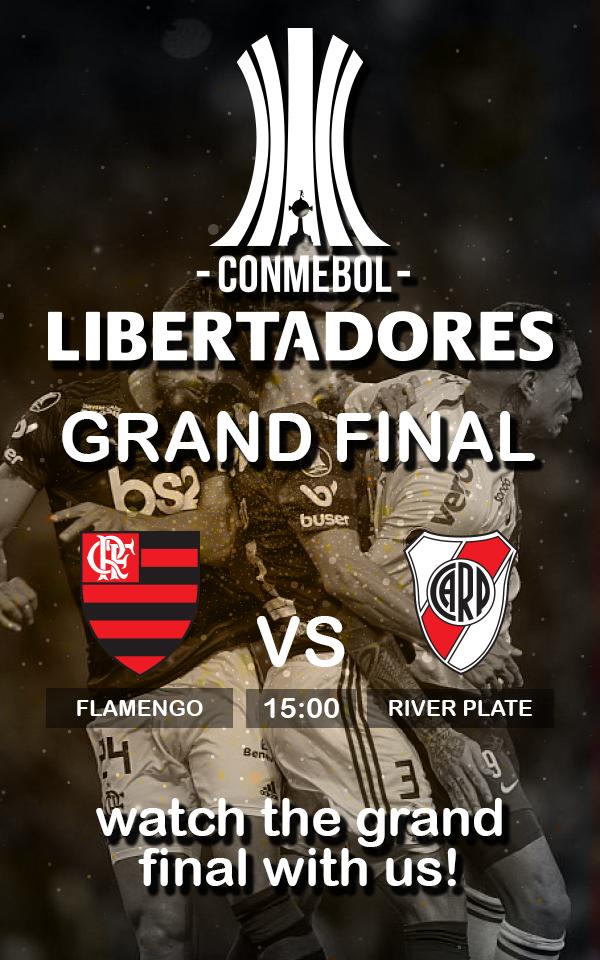 Copa Libertadores 2019: Final!