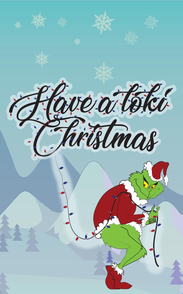 A Very Loki Christmas!!
