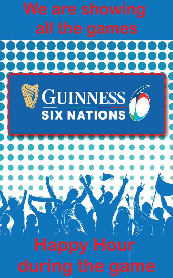 Six Nations!