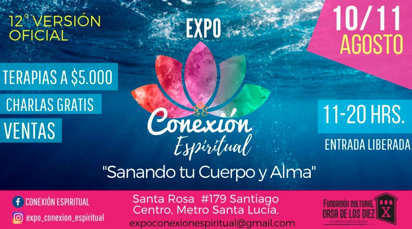 EXPO Conexión Espiritual, 12ª versión