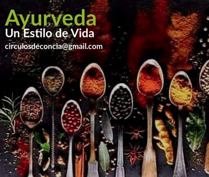 Ayurveda; Un Estilo de Vida. Taller en Stgo de Chile