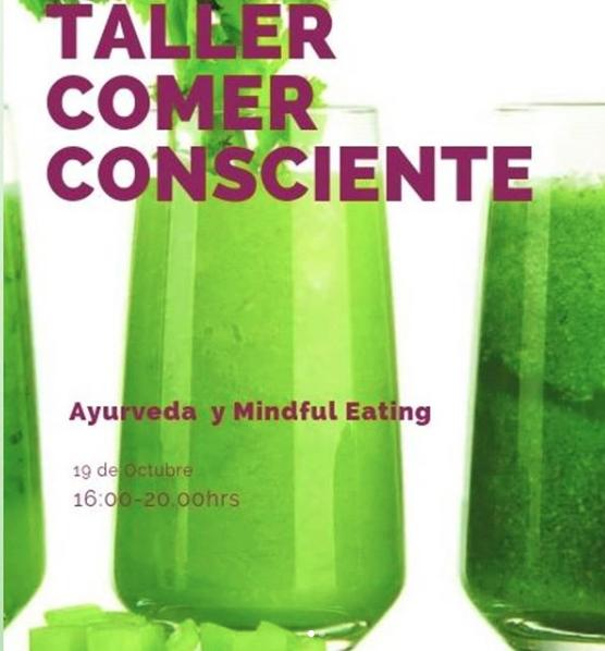 Taller Comer Consciente