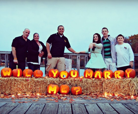 3 Halloween Proposal Ideas That Will Warm Your Heart