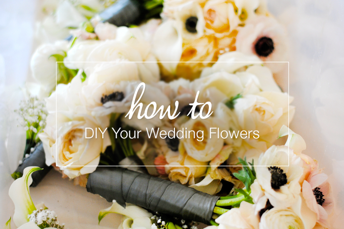 How to DIY Wedding Flowers Loverly Wedding Planning