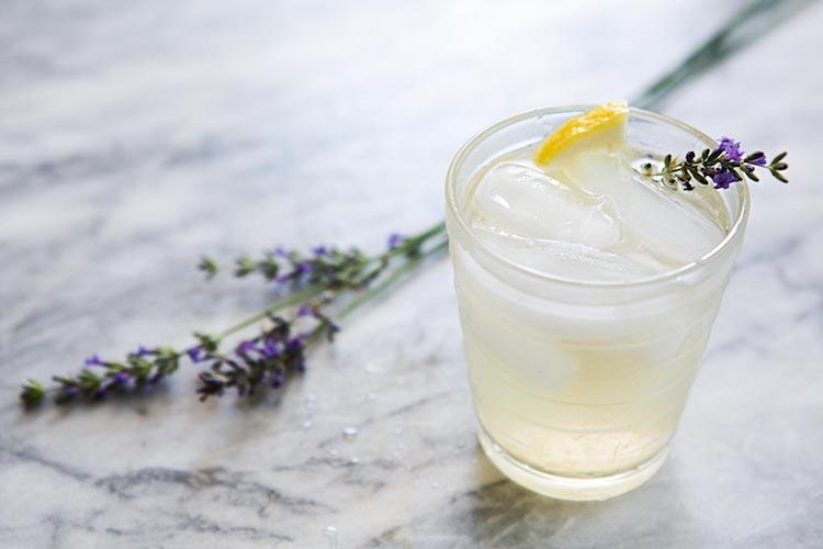 lavender lemonade recipe, easy lavender lemonade recipe