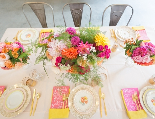 how to plan a beautiful bridal shower from start to finish