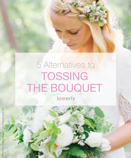 Tossing-Bouquet