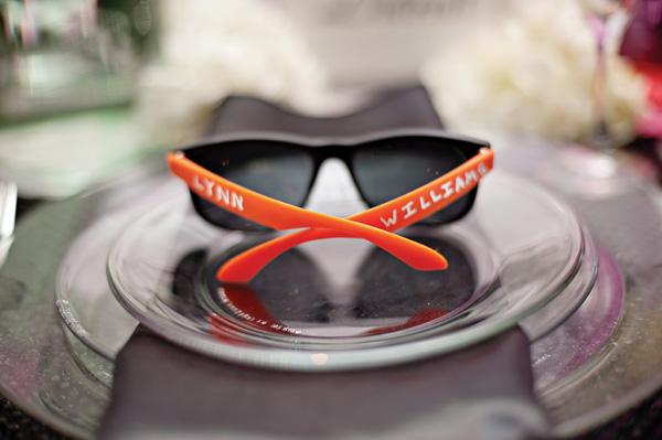 Summer Wedding Essentials, personalized sunglasses