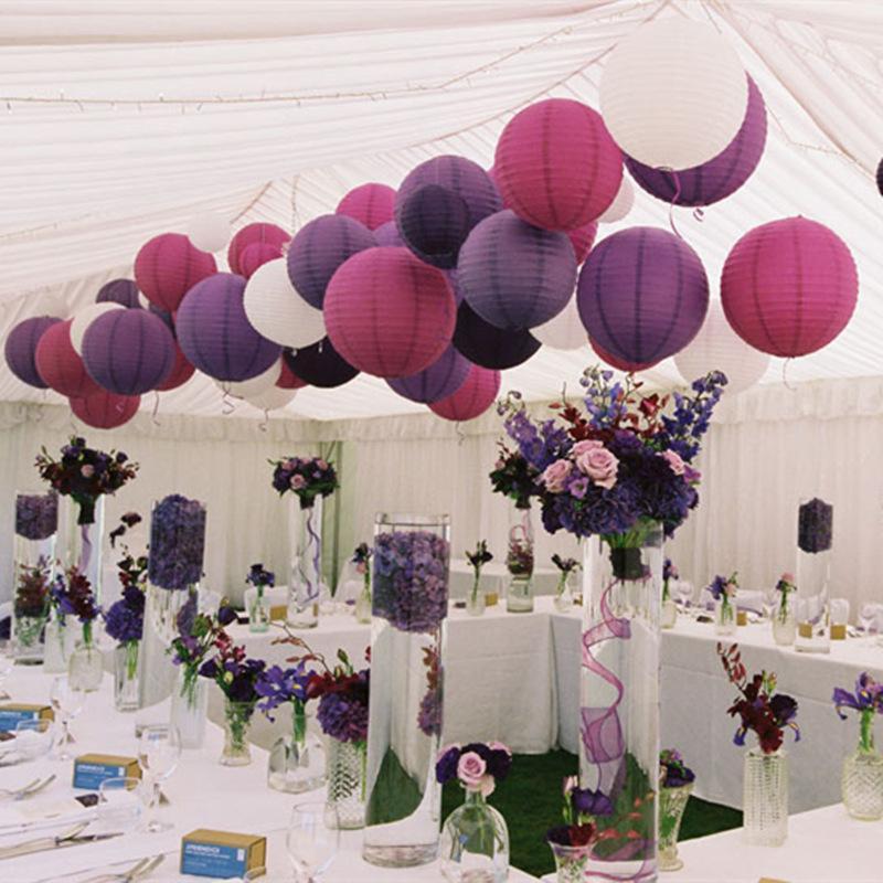 summer wedding essentials, paper lanterns for wedding