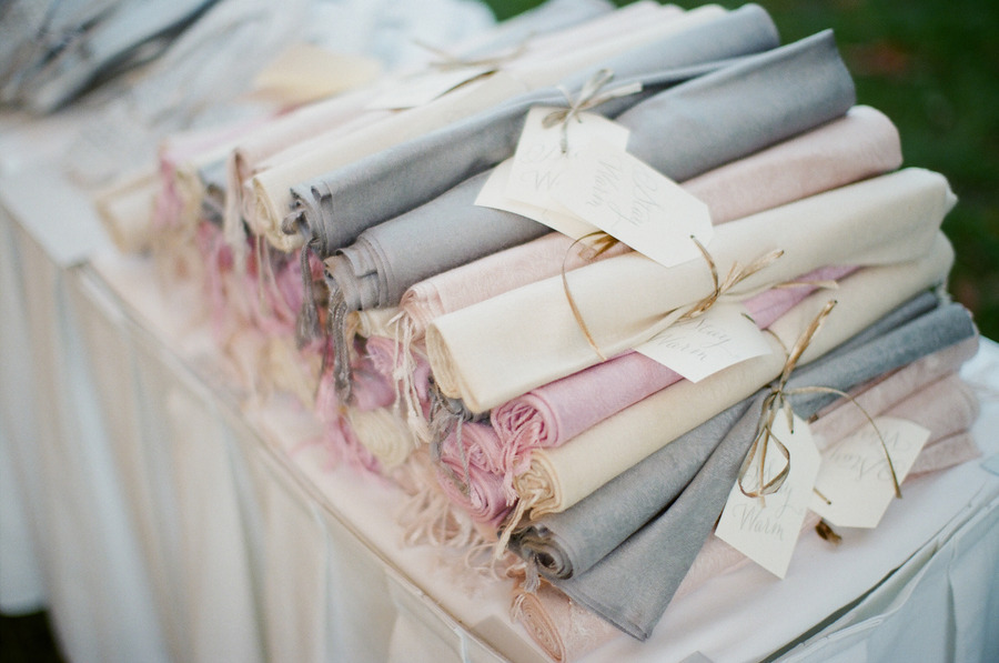 elegant wedding pashminas, summer wedding essentials