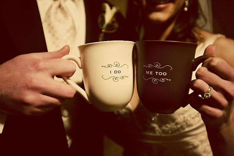 Birdsong-Photography, wedding day latte, coffee themed wedding