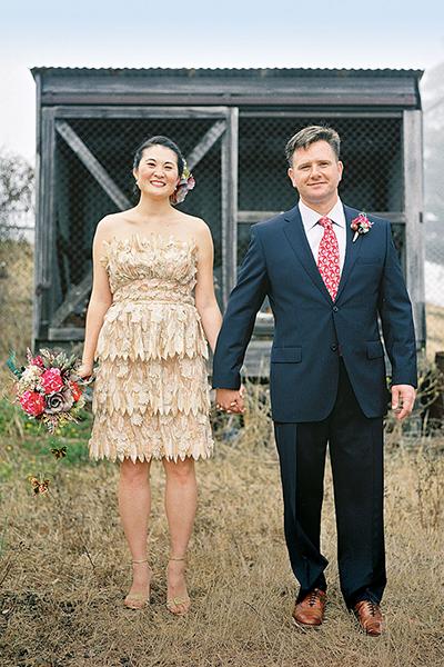 Non-Traditional Wedding Dresses