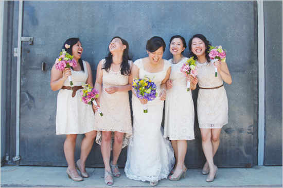 bridesmaid dresses hair accesories