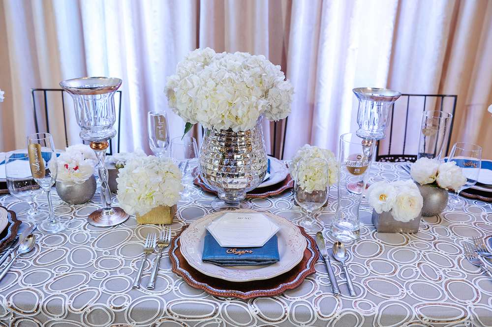 Love Silver and Gold? Mix in These Colors for Swoon-Worthy I Dos