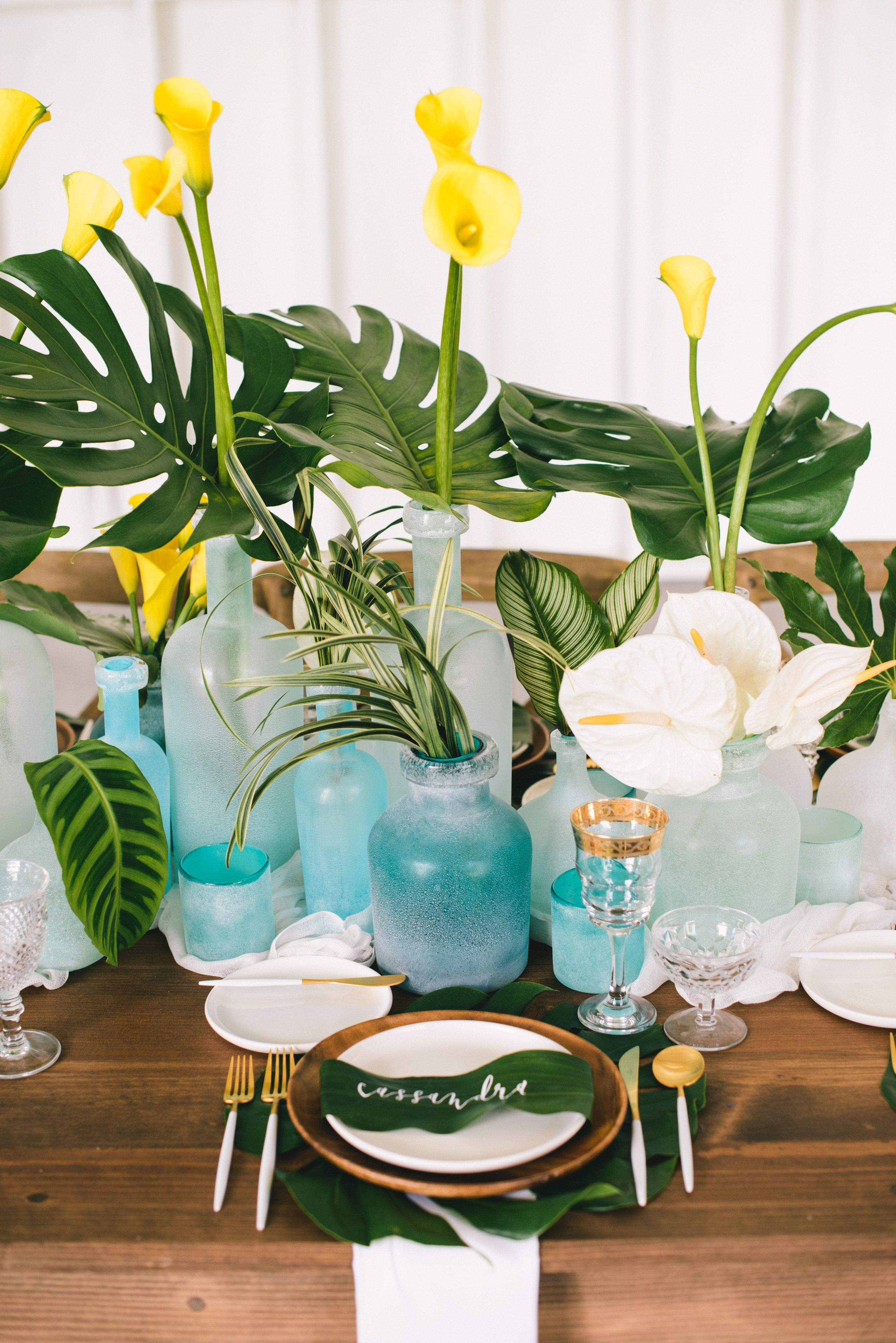 9 Spring Wedding Details You'll Swoon Over