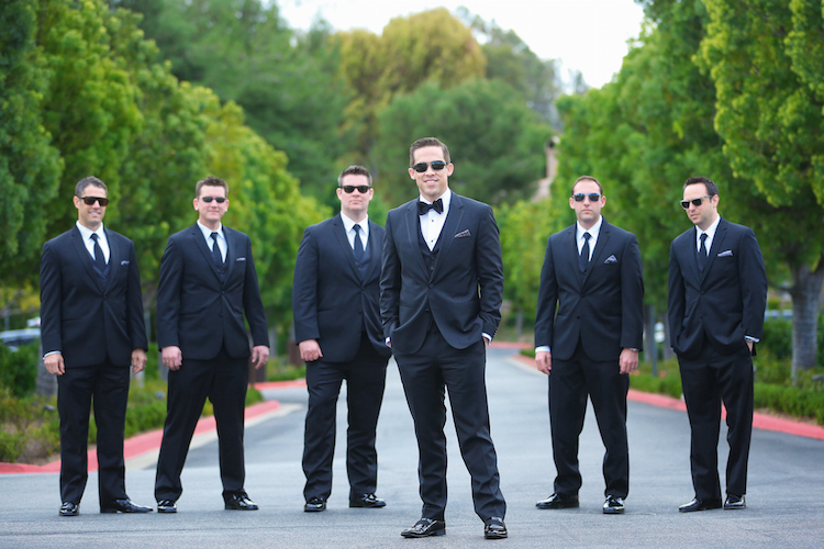 real_weddings_kristen_groomsmen
