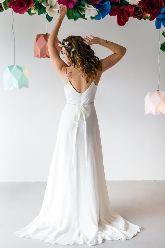 Ethical Wedding Dresses That Are Off-The-Charts Gorgeous