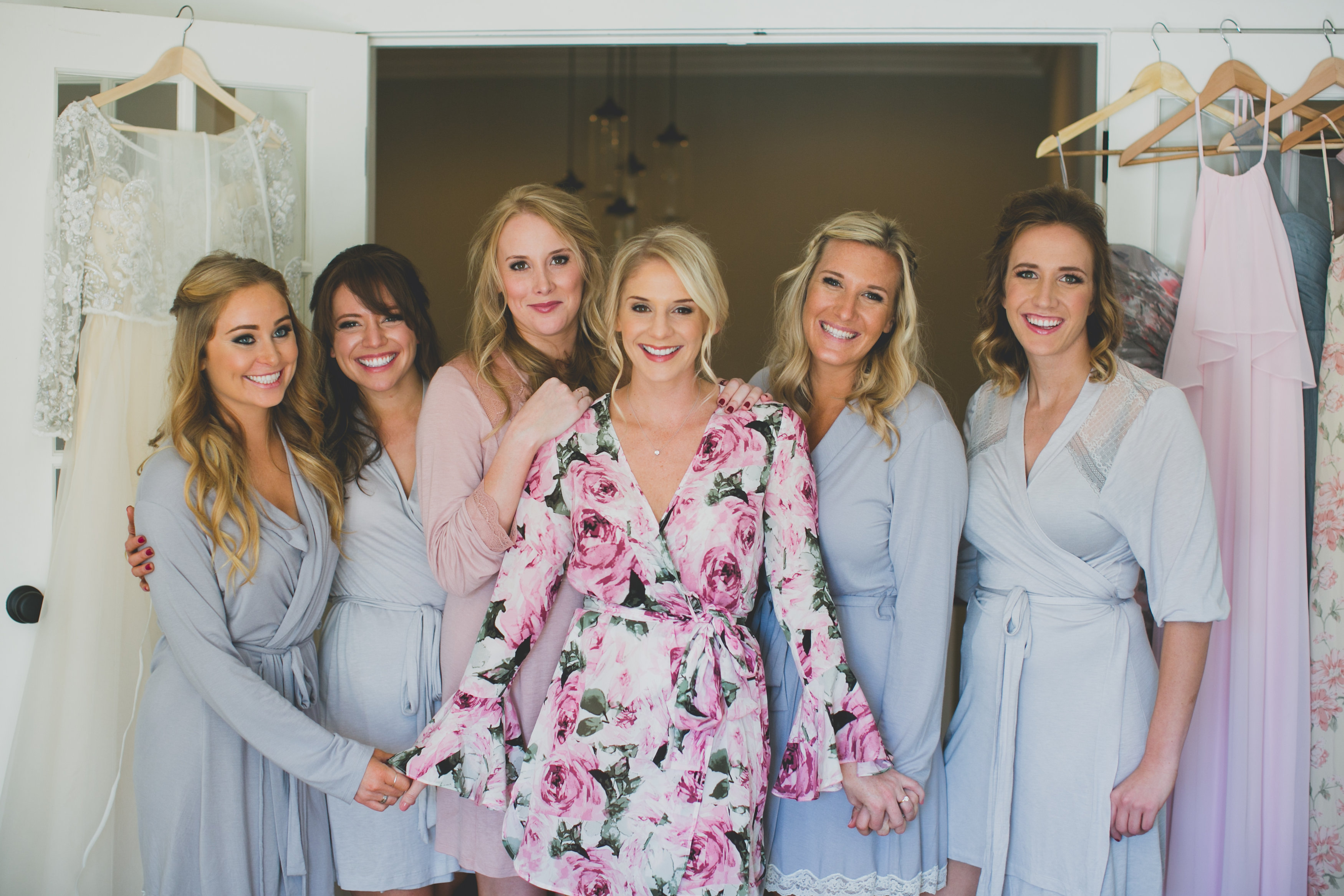 Experts Dish On Letting Your Bridesmaids Choose Their Looks