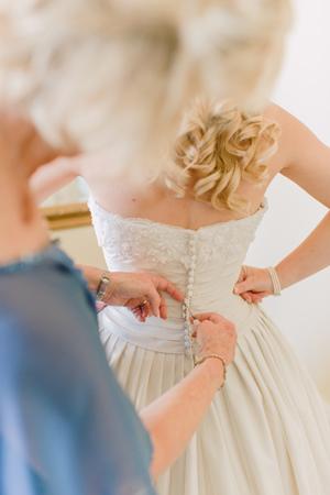 wedding dress myths
