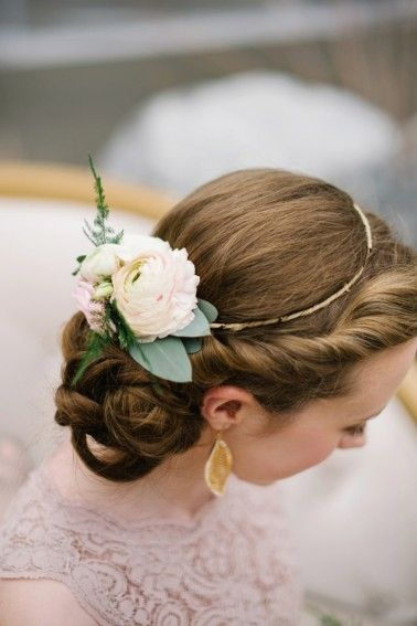 13 Hairspiration Photos That Will Make You Want a Wedding Updo