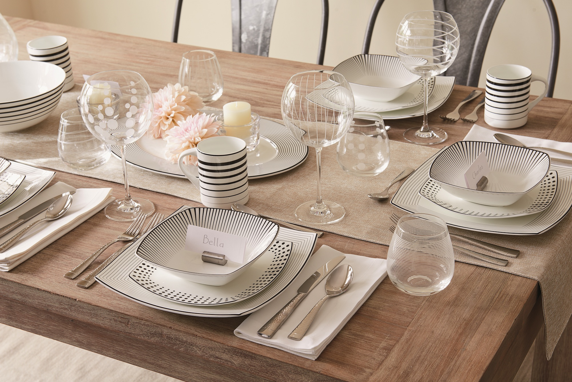 kohls table setting;Ways to Save On Your Wedding Registry