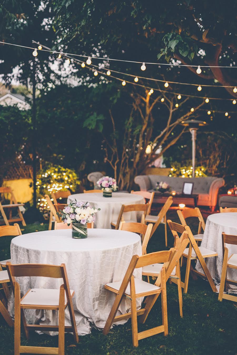 wedding budget tips, wedding decor, garden wedding