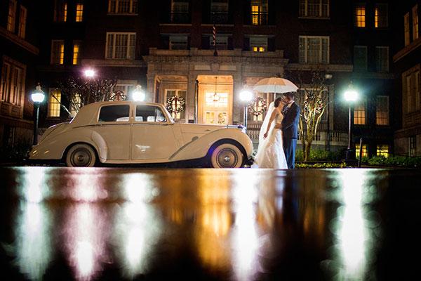 Best Rainy-Day Wedding Photos