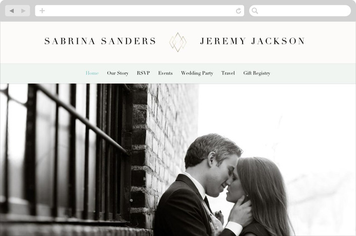 minted free wedding website, wedding website ideas, what to put on your wedding website