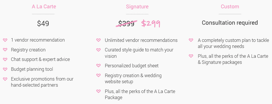 5 Reasons You'll Low Key Love Planning Your Big Day Online With This Virtual Wedding Planner
