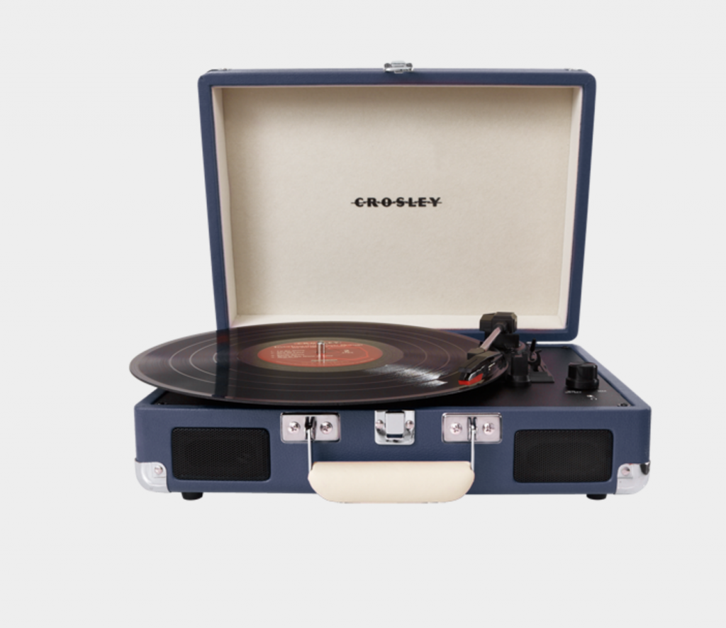 hipster off registry wedding gifts, hipster turntable