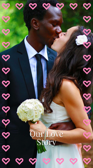 Snapchat Geofilter for Your Wedding, snapchat wedding, snapchat geofilter, how to make a custom snapchat geofilter