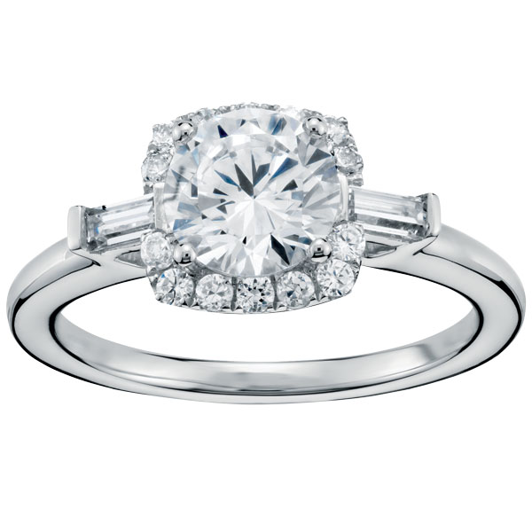 monique lhuillier engagement ring, engagement ring design, modern engagement rings
